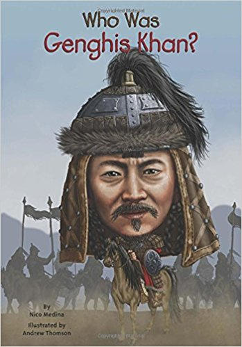 Who Was Book Series Images Who Was Genghis Khan Wallpaper And