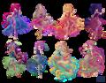 Winx: Gothic Harmonix  - the-winx-club fan art