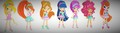Winx club spring world of winx