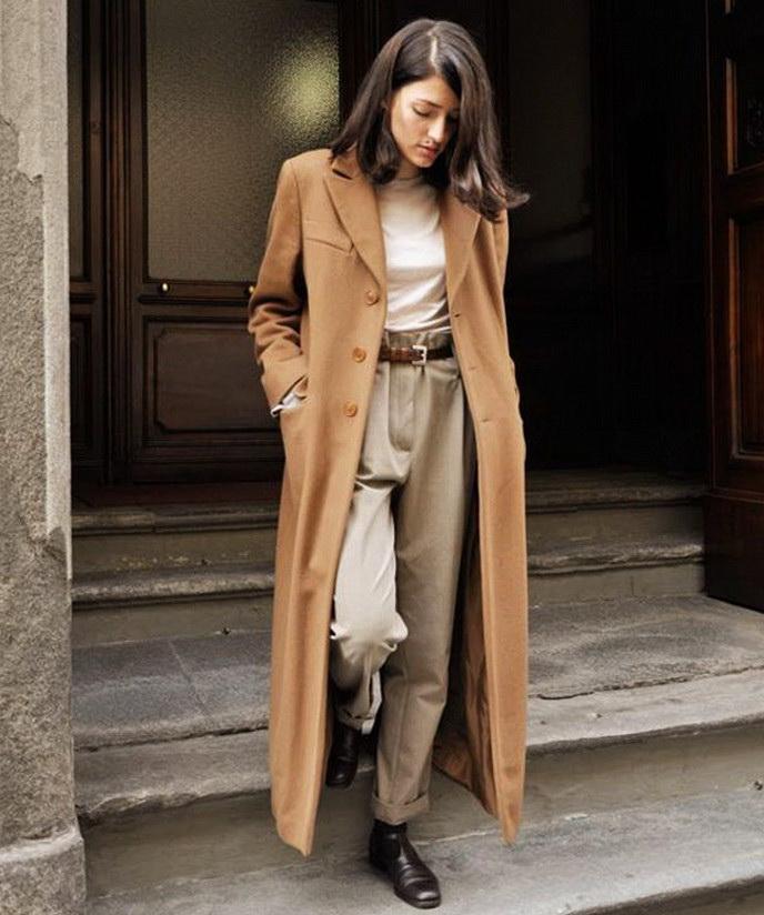 Womens Camel Coats 2015 8