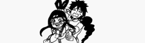 Young Judar and Kougyoku