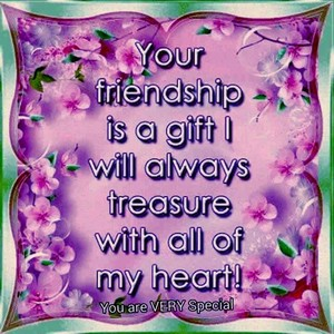 Your Friendship Is A Gift