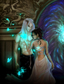Enchanted Lovers - fantasy photo