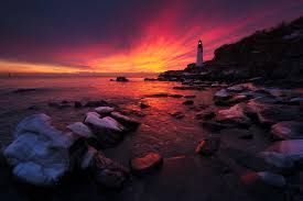 beautiful lighthouse landscapes