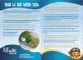 brochure of introduction about Miss La Sen