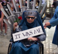 cosplaying Olenna Tyrell - game-of-thrones fan art