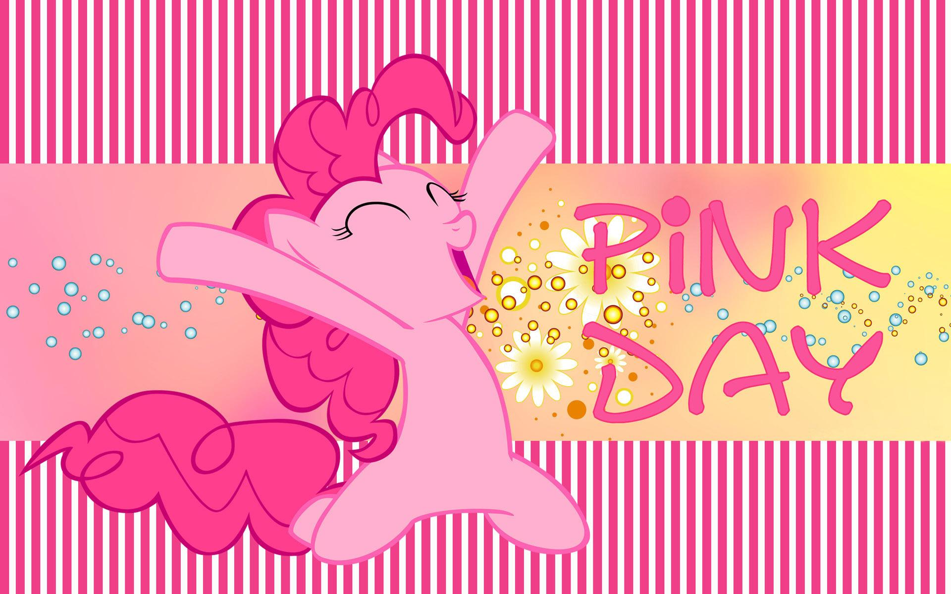Happy Pinkie Pie My Little Pony Cutiepie19 Wallpaper