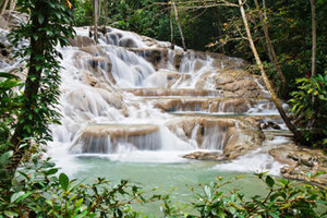 Beautiful Waterfalls Of Montego baya