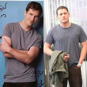 luke macfarlane and wentworth miller fashion style