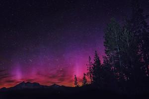 northern lights 4k oa