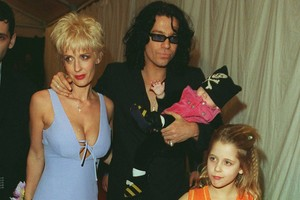 paula yates and  Michael Hutchence