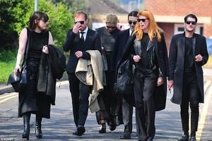 paula yates funeral