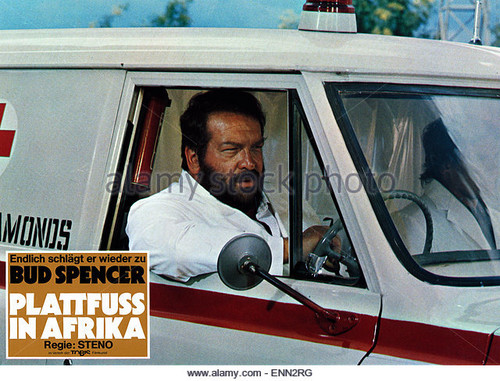 Bud Spencer fondo de pantalla entitled plattfu in afrika italien 1978
