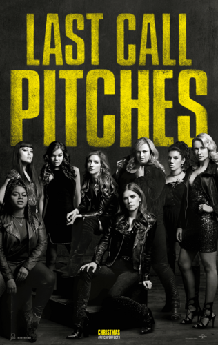 Pitch Perfect wallpaper called pp3 teaser onesheet 594da88174a10 1