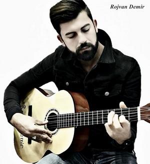 rojvan,demir,gitar,rojvan demir,turkiyenin yakisikli sanatcilari oyunculari,patnos,orkestracilari,mu