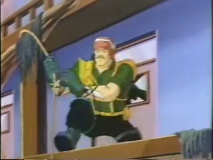 Skymate Dic G.I.Joe cartoon series
