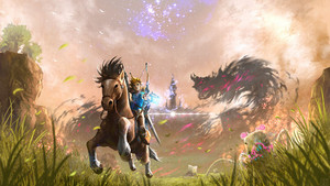 the legend of zelda art ad 2048x1152 legend of zelda breath of the wild 40374214 500 281
