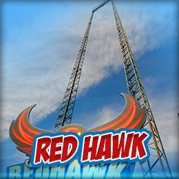 thrill thumb red hawk