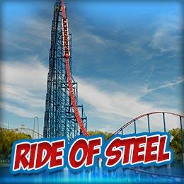 thrill thumb ride steel