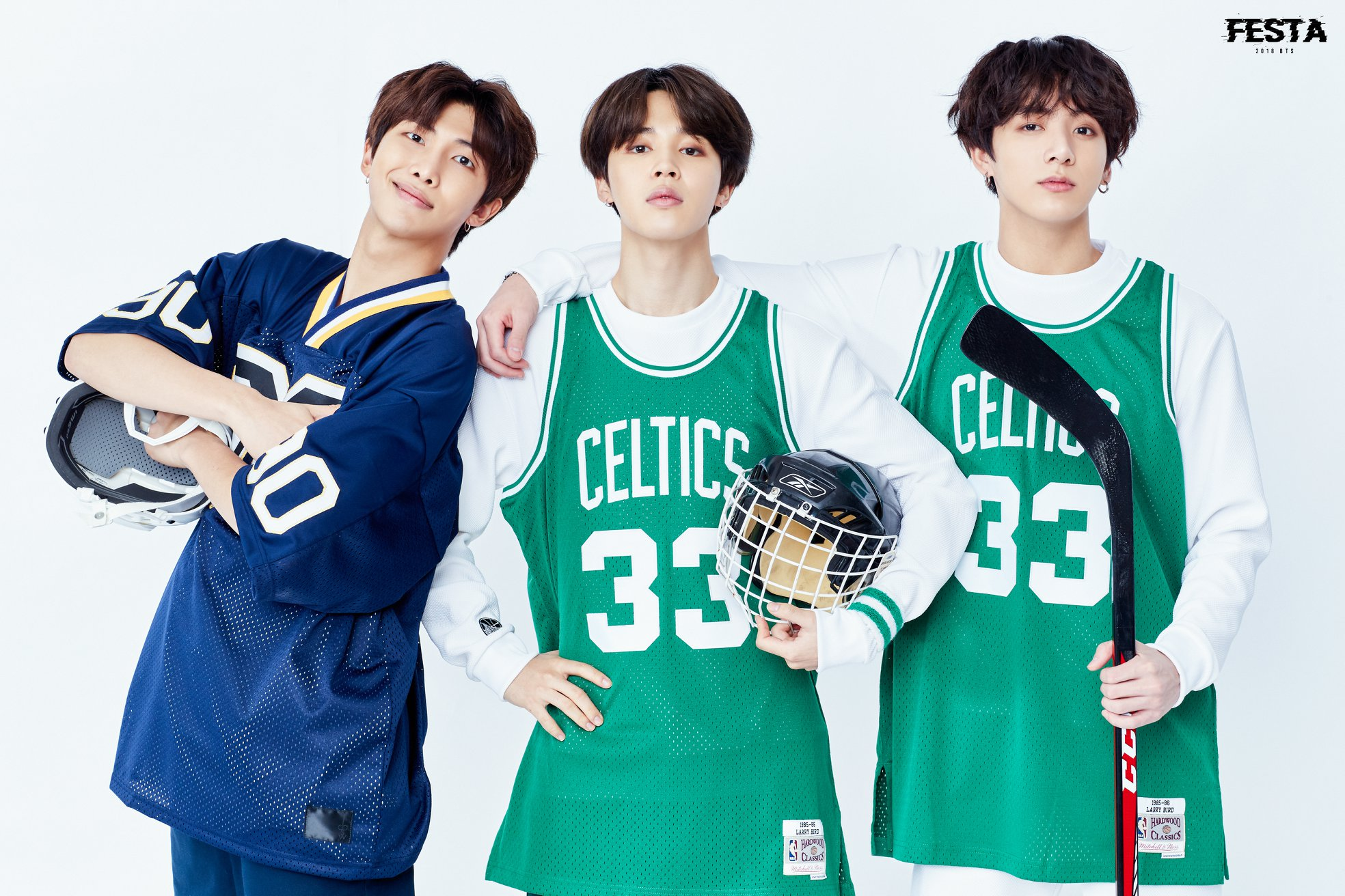 [2018 BTS FESTA] 2018 Bangtan Boys Family Photo (2/2)