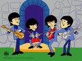 """A Hard Day's Night"" (The Beatles Cartoon) - 80smusiclover1 photo"