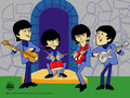 """A Hard Day's Night"" (The Beatles Cartoon) - the-beatles photo"