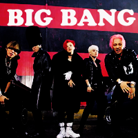 BIG BANG Icons