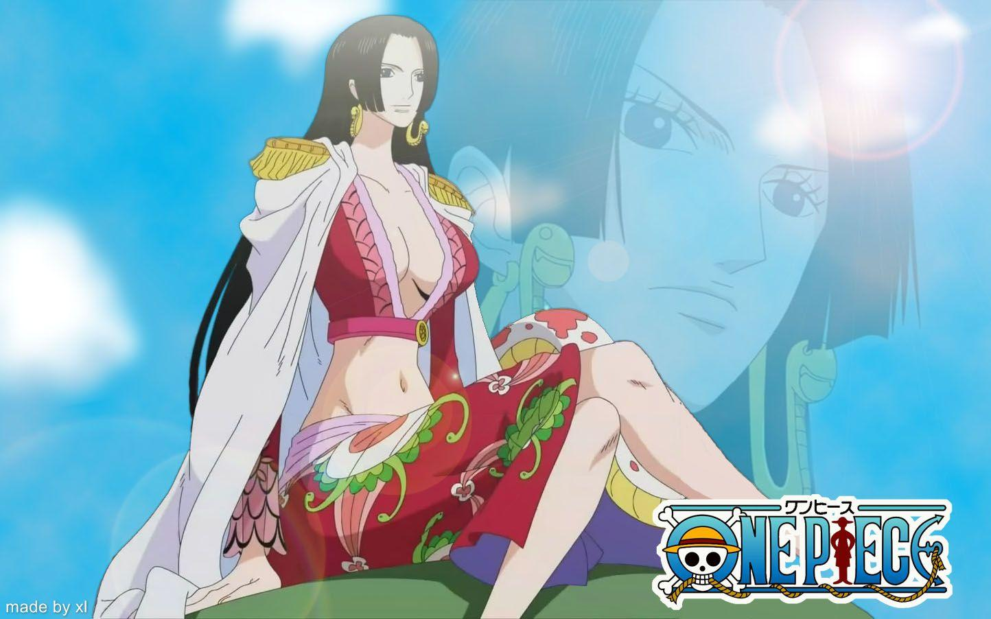 one piece images boa hancock hd wallpaper and background photos