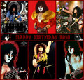🦊 Happy Birthday Eric 🦊 ~July 12, 1950 - kiss photo