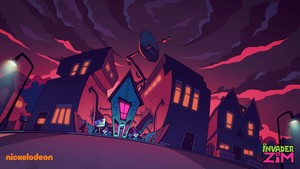 'Invader Zim: Enter The Florpus' Promotional litrato
