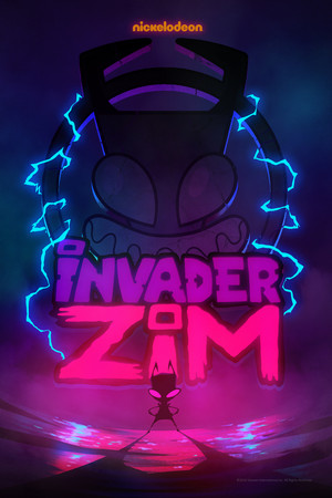 'Invader Zim: Enter The Florpus' Promotional Poster