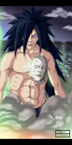 *Madara Uchiha : Naruto Shippuden*