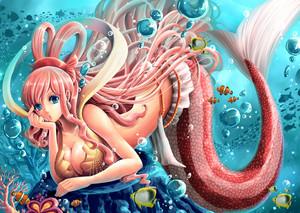 *Mermaid Princess Shirahoshi*