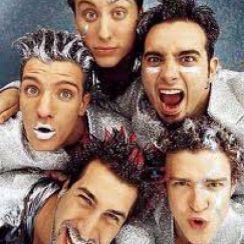 Boy Bands Обои entitled *NSYNC - 2001