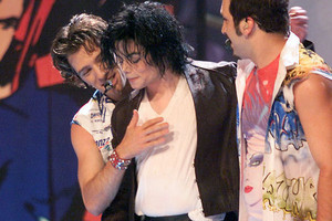*NSYNC and Michael Jackson