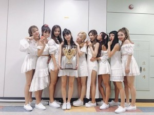 "♥ TWICE ""DTNA"" 1st WIN 20180718 onyesha Champion ♥"