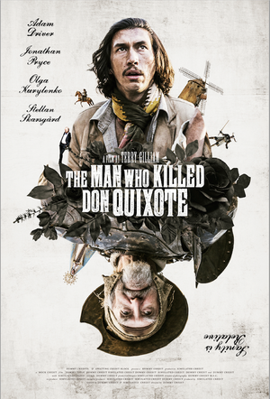 'The Man Who Killed Don Quixote' poster 5