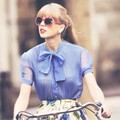 blouse taylor swift  - taylor-swift photo