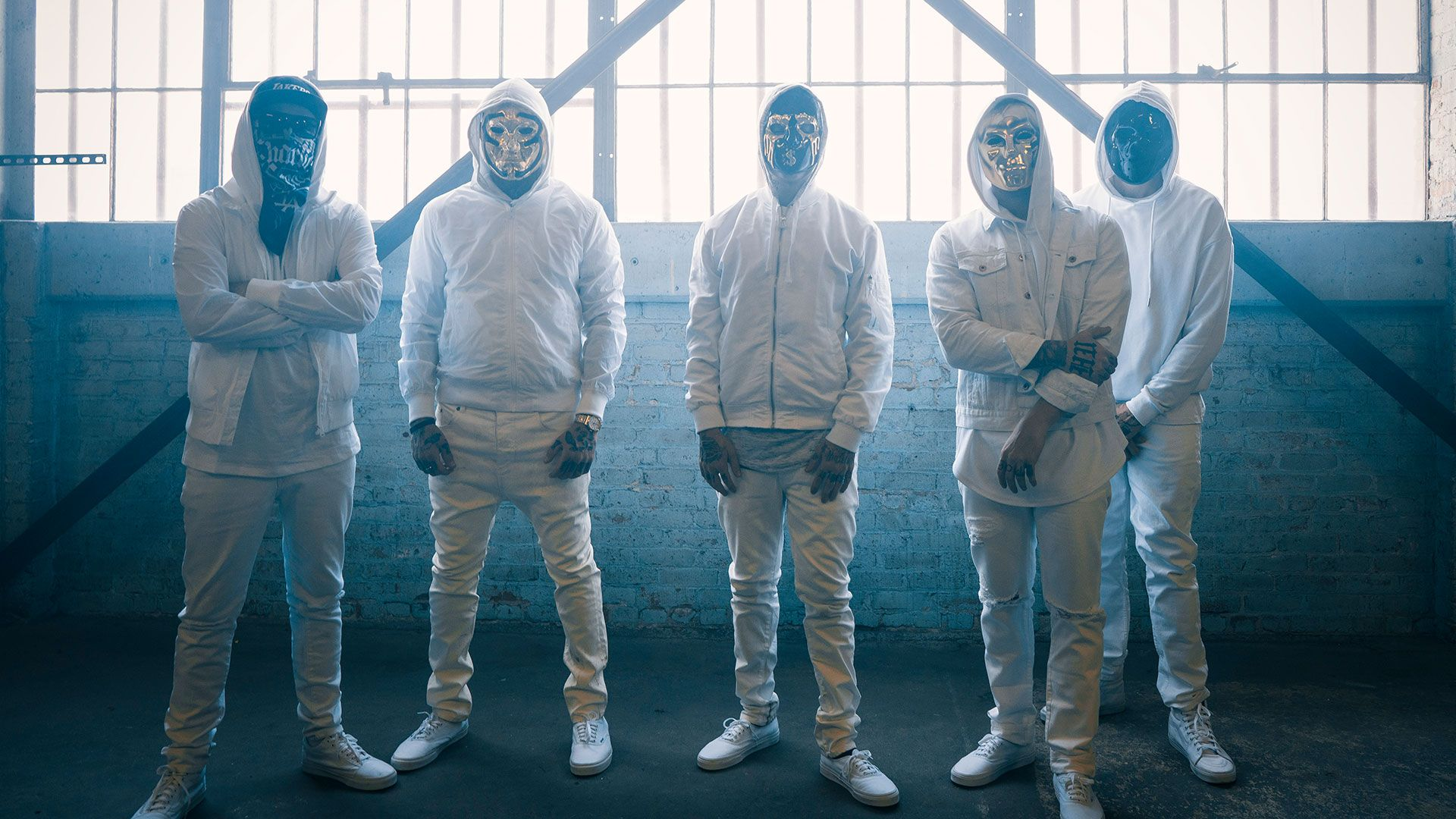 hollywood undead, five