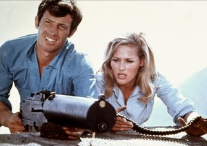 007 ursula andress and jean paul belmondo theredlist