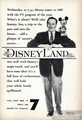 1954 Promo Ad For Disneyland - disney photo