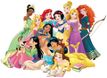 2018 Disney Princess group - disney-princess photo