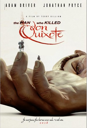 'The Man Who Killed Don Quixote' poster 1