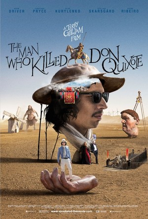 'The Man Who Killed Don Quixote' poster 3