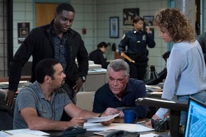3x05 - The Blue pader - Loman, Espada, Woz and Harlee