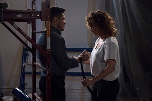 3x07 - Straight Through the ハート, 心 - Harlee and Cole