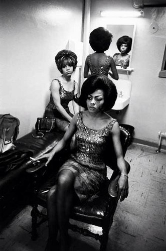 Diana Ross wallpaper entitled The Supremes Backstage