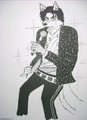 Michael Dogson  - michael-jackson fan art
