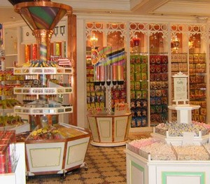 Main strada, via Confectionary
