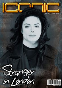 Michael On The Cover Of Iconic Magazine